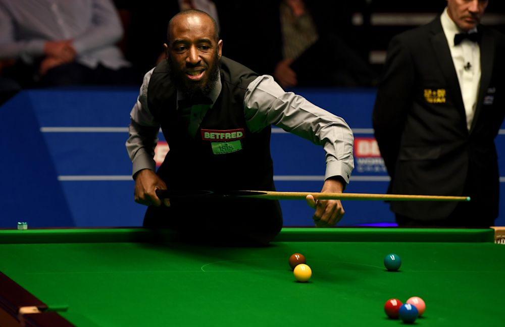 Rory McLeod won five frames in a row as he saw off Judd Trump