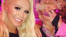 Gigi Gorgeous Is Engaged to Girlfriend Nats Getty: See Her Beautiful Ring and Dramatic Proposal!