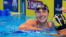 Katie Ledecky wins 200- and 1,500-meter freestyle races at Olympic trials
