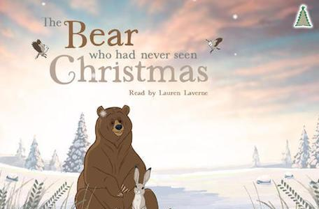 Daily iPad App: John Lewis' Bear & Hare is for the child in all of us