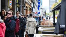 Canadá legaliza maconha em clima de grande euforia