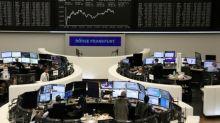 Retailers, defensives lead European shares higher