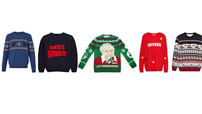 The best festive jumpers for men, women and children this Christmas