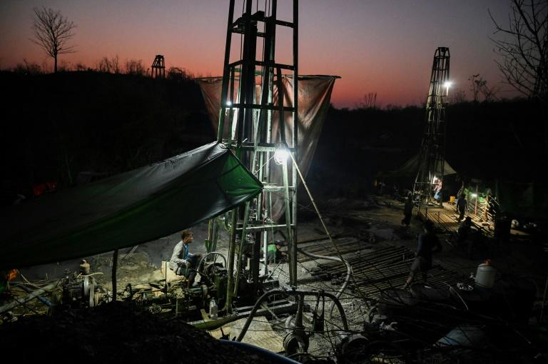 Myanmar's black gold lures plucky oil drillers