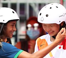 Two 13-year-olds won gold and silver in skateboarding and people are loving it