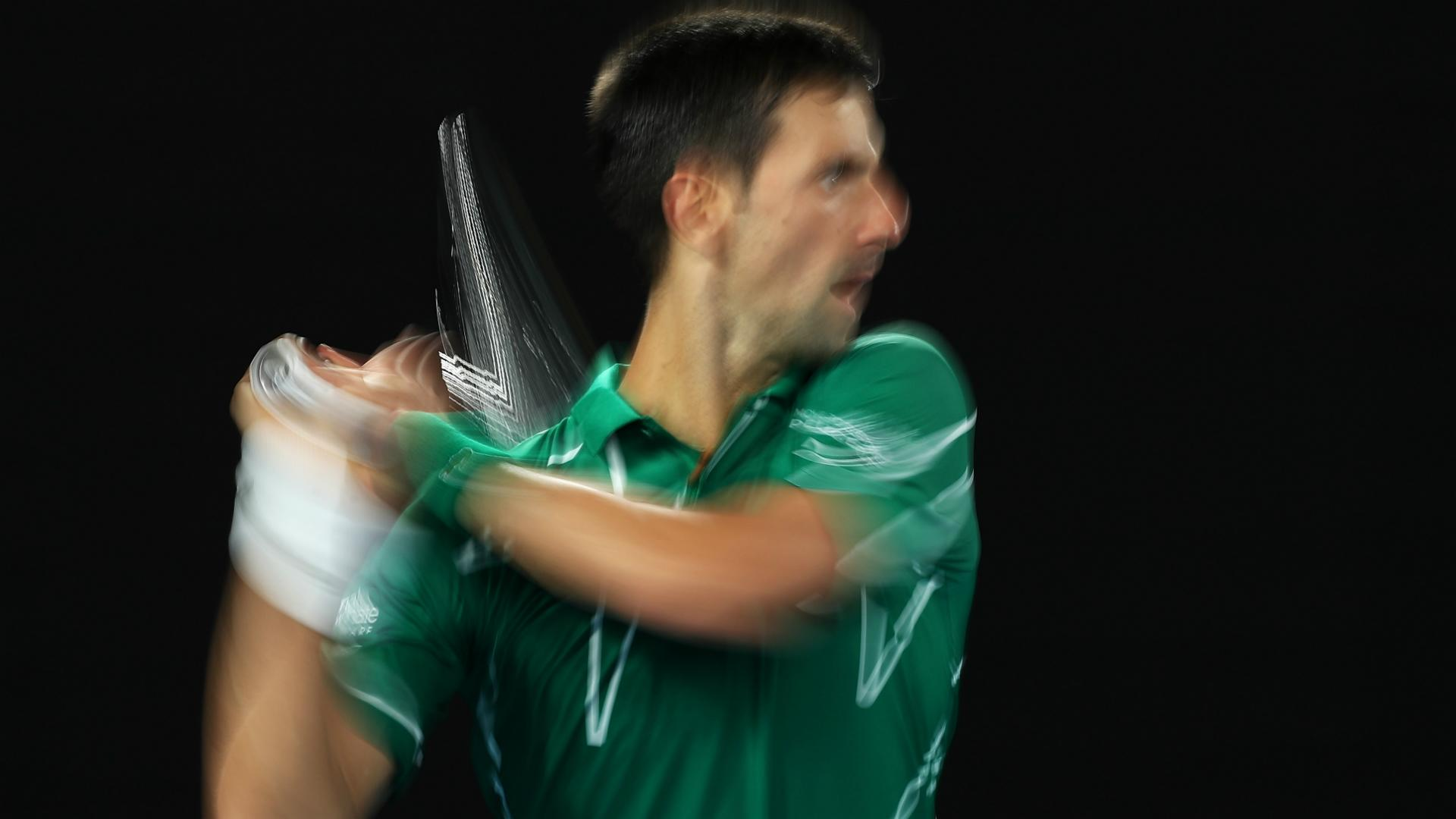 Australian Open 2020 Novak Djokovic Results And Form Ahead
