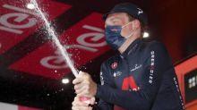 Giro - Tao Geoghegan Hart, victorieux de la 15e étape du Giro: «Tout le monde dans l'équipe Ineos est capable de gagner»