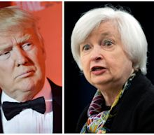 Yellen has an important meeting with the President this week