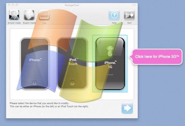 Windows iPhone 3G jailbreak tool released