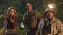 Jumanji: Welcome to the Jungle filmmakers defend Karen Gillan's skimpy costume