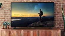 Save $300 on a 55-inch Samsung 4K TV on sale at Walmart, an early Black Friday deal we're loving