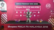 JDT to face Pahang in the FA Cup QF