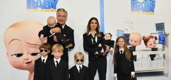 Baldwins dress their 6 kids as Boss Babies