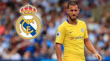 Gossip: Real Madrid 'have not given up' on signing Hazard this month & want a Spurs star to replace Modric