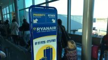 Ryanair passengers say they are 'held to ransom' by new cabin-baggage rules