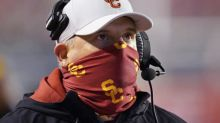 USC back at practice, on track to play after positive tests
