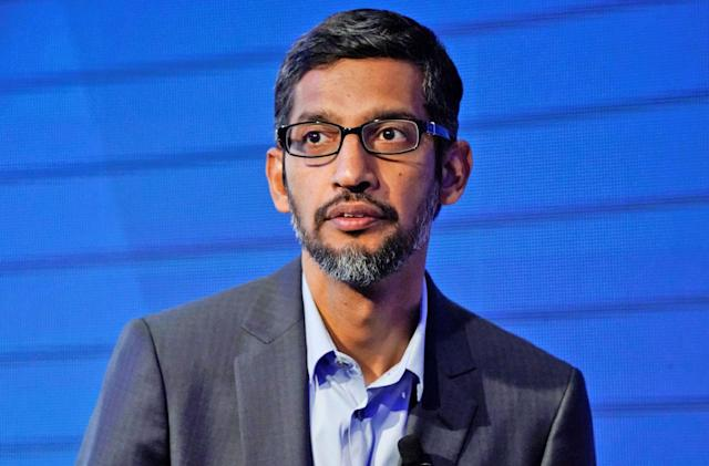 Google employees petition CEO to drop out of Pentagon AI project