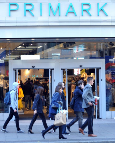 Primark has responded to the backlash [Photo: PA Images]