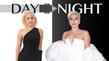 Lady Gaga Changed Into a Cloud & More Emmys Party Looks