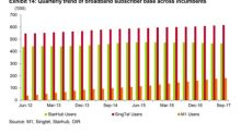 Chart of the Day: StarHub's broadband subscribers lags Singtel and M1