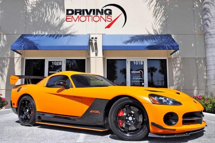 Bon Dodge Viper Front