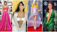 The most memorable Grammy red carpet looks ever