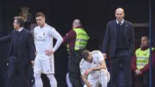 Luka Jovic se empecina en culminar una temporada para el olvido