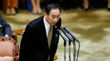 Japan principal of scandal-hit school says he got donation from PM's wife