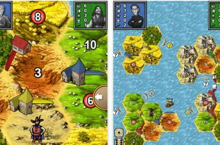 Catan app adds Seafarers expansion with in-app purchase