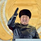 North Korea unveils 'world's strongest weapon' at military parade