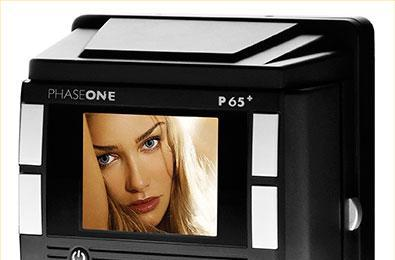 """Phase One P65+ 60 megapixel digital back doesn't know the meaning of the word """"excess"""""""