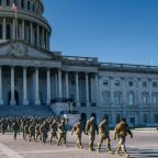 National Guard troops remaining in D.C. for impeachment trial confused by lack of clearly defined mission