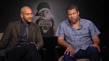 Key and Peele on Liam Neeson (Neesons?) and Keanu Reeves's Influence on 'Keanu'