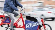 StadtRad: Hamburg zieht Lastenräder aus dem Verkehr