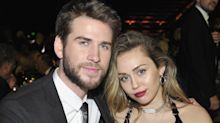 Miley Cyrus' Reaction to Liam Hemsworth Calling Her His 'Beautiful Wife' Is Priceless
