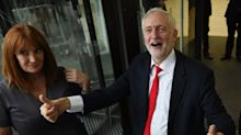 11 photos of Jeremy Corbyn looking happier than you've ever seen him before
