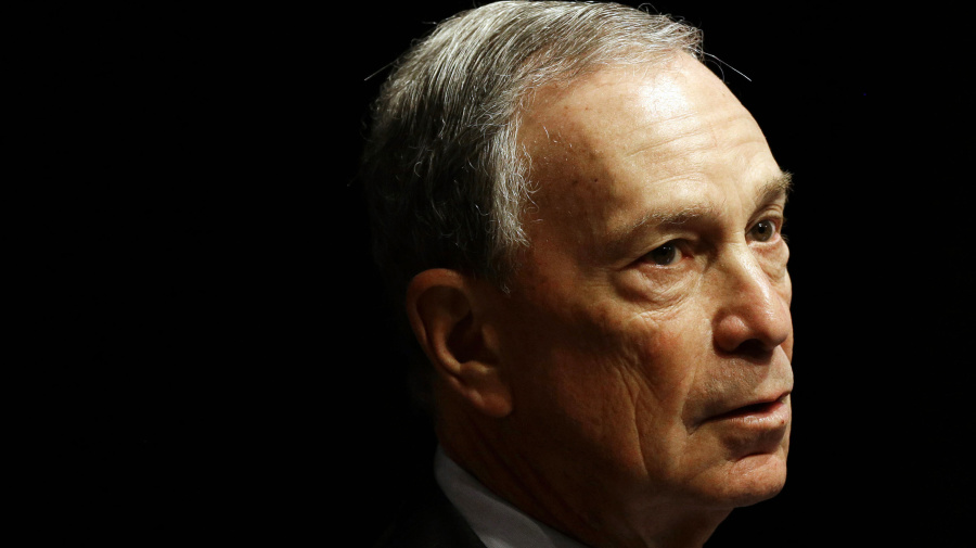 How Bloomberg debated when he ran for NYC mayor
