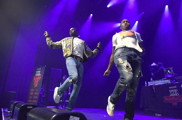BlocBoy JB is the latest to sue Epic over a 'Fortnite' dance