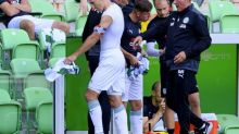 Foot - HOL - Pays-Bas: Arjen Robben se blesse pour son retour àGroningue