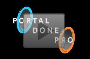 Portal finished in under 10 minutes sets a world record