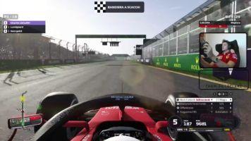 F1 : bizuth sur le jeu vidéo, Leclerc remporte le Grand Prix virtuel d'Australie