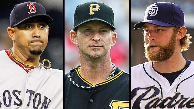 Best available pitchers to pick up