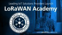 Leading IoT Solutions Providers Launch LoRaWAN Academy, a Comprehensive and Global LoRaWAN Standard-based LPWAN University Program