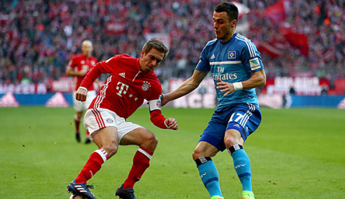 Bundesliga: Nettospielzeit: Bayern spielt 8 Min. länger als HSV