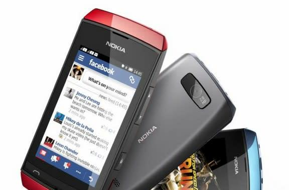 Nokia reportedly scraps Meltemi, decides it's Series 40 or bust in basic phones