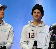 Tom Brady explains why he didn't shake Nick Foles' hand after loss