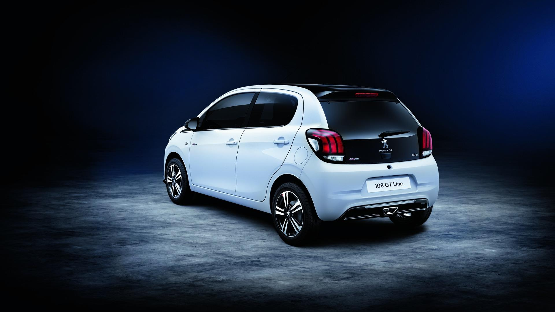 Peugeot 108 is developing in turn