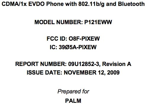 Palm likely calling its new Verizon models Pre Plus and Pixi Plus