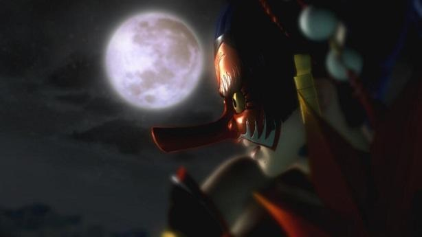 Female Tengu trolling Dead or Alive Ultimate later this month