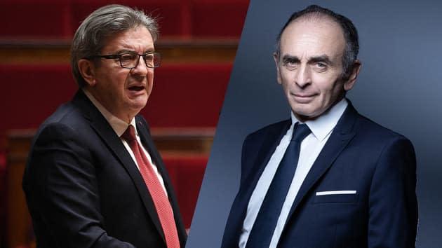 Débat Mélenchon/Zemmour: comment se préparent-ils?